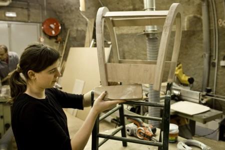 Atelier bois et métal