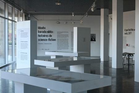 Vue de la galerie de l'ESAL