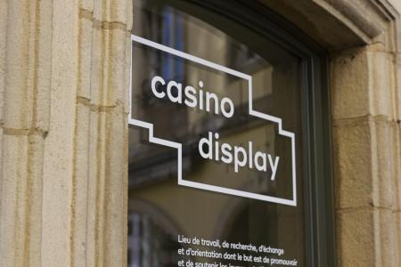 Atelier EXTRA TEXTE au Casino Display, 2021, Crédits : Bruno Oliveira